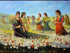 kurdish ladies