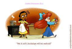 Disney Pocket Princesses! Pocket Princesses #2
