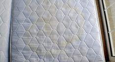 fleckige Matratze Flecken