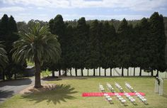 Onsite ceremony