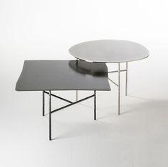 Contemporary coffee table / steel / wrought iron / rectangular XXX  OPINION CIATTI