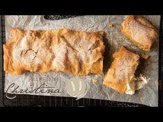 Apfelstrudel - Backen mit Christina Dream Cake, No Bake Desserts, Bakery, Pie, Bread, Judo, Sweet, Recipes, Youtube