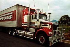 Semi Trucks, Old Trucks, Road Train, Cab Over, Kenworth Trucks, Tractors, The Unit, Vehicles, Rigs