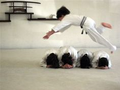 Aikido has the benefits of martial arts training: good physical conditioning and the generation of confidence, politeness, consideration, energy, tenacity and an open mind -- all qualities of character to be carried into one's daily life. #Aikido #AfterSchoolActivities #Parenting #kids #children