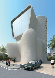 Bombay Art Society by Sanjay Puri Architects