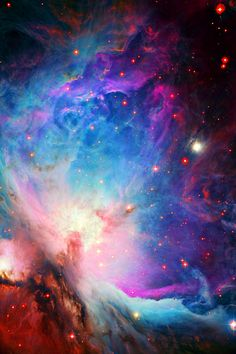 Orion Nebula.