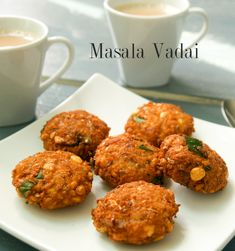 Masala Vadai – My Sri Lankan Recipes