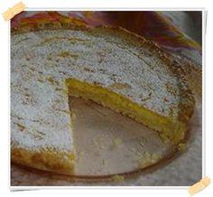 Ricetta della crostata Dukan al limone (fase di crociera) - http://www.lamiadietadukan.com/ricetta-dukan-crostata-limone/ #dukan #dietadukan #ricette