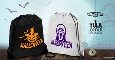 Tula Oriole Blanca Productos Promocionales Halloween. Proimpo