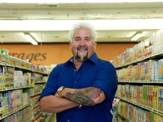 Get to know Guy Fieri's newest show, #GroceryGames, before it premieres October 20.