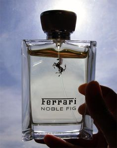 3b3a15af759 Ferrari s unisex fragrance  Noble Fig  is inspired by gardens at the  Mediterranean Sea