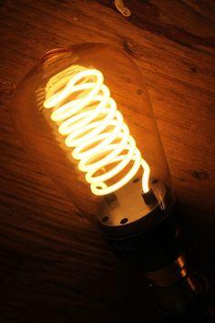 Designer CFL spiral bulbdarker shots 1