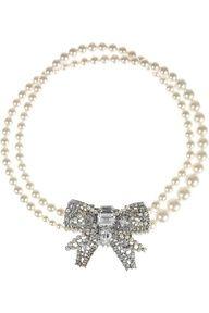 ZsaZsa Bellagio: The Princess Parlor  #pearls www.finditforweddings.com