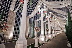 Entry decor