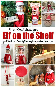 The BEST elf ideas t