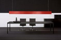 Desks   Home office   BiancoNero   Corium   Oak   Fantoni. Check it out on Architonic