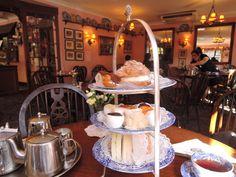 TEA AT Original Maids of Honour