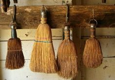 MY BROOMS-THE 1800 HOUSE