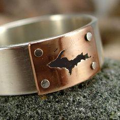 Upper Peninsula Ring. $210.00