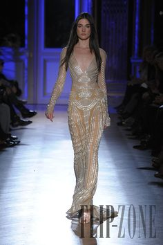 "Zuhair Murad ""Casino fever"", Spring-summer 2012 - Couture -"