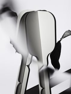 Moustache products to form breathing installation at Spazio Rossana Orlandi