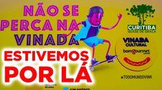 Curitiba Quase de Graça - Vinada Cultural 2016