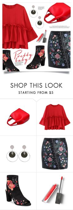 """Pretty Baby"" by mahafromkailash ❤ liked on Polyvore featuring INC International Concepts, Louis Vuitton and Burberry"