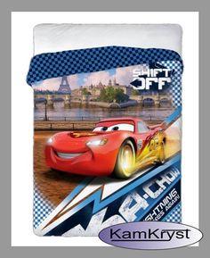 Quilts Disney Cars - quilts available at KamKryst | Narzuta na łóżko Auta Disney - narzuta na łóżko dostępna w sklepie KamKryst