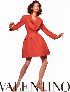 1991. Valentino Haute Couture Spring Summer