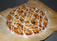 mega_jattestor_bauta_kanelbulle_baka_bullar_utan_jast_med_bakpulver_glasyr Cinnamon Twists, Twist Bun, Types Of Bread, Bread Cake, Fika, Nom Nom, Cake Recipes, Food And Drink, Cooking Recipes