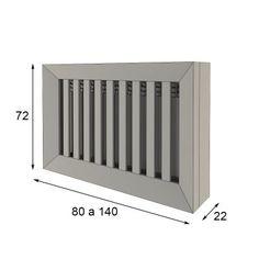 ▷ Cubreradiadores de Diseño: Calidad para tu Hogar ® Radiator Cover, Andalucia, Radiators, Home Furniture, Home Appliances, Home Decor, Projects, Cover, Home