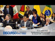 Conferencia internacional de desarrollo sostenible 29/06/2015
