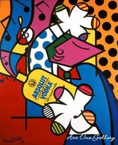 Romero Britto: Absolute Art