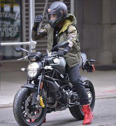 Ducati for Usher.