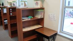 Independent Work Stations - two would be nice. Classroom Organization, Classroom Decor, Daily Routine Activities, Work Stations, Fourth Grade, Language Arts, Kids Room, Nice, Furniture
