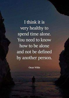 I feel so free being alone..there are times I wish I had that special one. Thought I found him but guess not all dreams come true. But I'm not afraid to remain alone for the rest of my life. Rather be alone then not having the special one. No one will ever take his place❤️