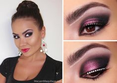 "Maryam Maquillage: ""Smokey Eyed"" Valentine"