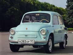 "ЗАЗ 965A ""Запорожец"" '1965–69"