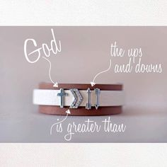God is greater than the ups and downs #KeepCollective http://www.keep-collective.com/with/staceybaker