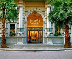 Rome, Italy - Hotel Savoy