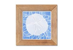 Hey, I found this really awesome Etsy listing at https://www.etsy.com/listing/21576972/sand-dollar-glass-mosaic-decorative-wall