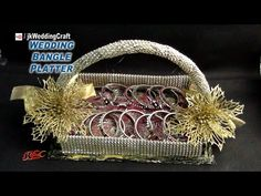 7dc35241c DIY Wedding Gift Basket for bangles
