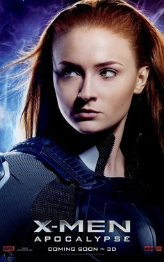10 New Character Posters for X-MEN: APOCALYPSE