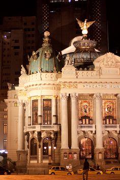 Theatro Municipal Rio de Janeiro