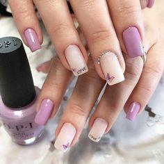 Image may contain: one or more people and closeup Sassy Nails, Cute Nails, Pretty Nails, Summer Toe Nails, Valentine Nail Art, Nail Art Designs Videos, Glamour Nails, Nail Effects, Pink Acrylic Nails