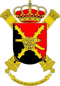 MACA- Mando de Artillería de Campaña.