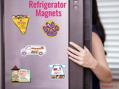 Great way to build a long lasting relationship with existing customers! Our prices include product, art set up, online design proof, shipping and artwork assistance. Refrigerator Magnets, Relationship, Messages, Artwork, Design, Work Of Art, Auguste Rodin Artwork
