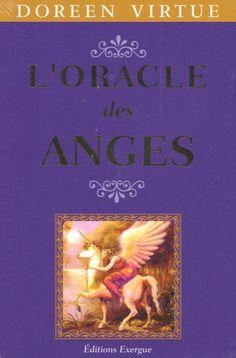 L'Oracle des Anges - Doreen Virtue - Angéologie - secret-esoterique