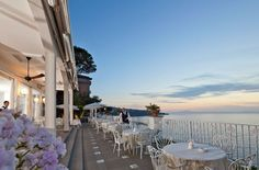 HONEYMOONNN! Grand Hotel Riviera - Sorrento me and my man here, how romantic