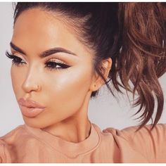 | Winged-Liner on Point | @iluvsarahii Slays In Every Look! #BeautyConvict #luxuriouslashes #notoriouslashes #crueltyfree
